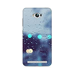 Mobicture Blur Lights Premium Printed Case For Asus Zenfone Max