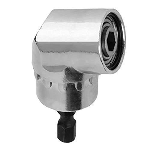 JTENG-Winkelschrauber-Vorsatz-Adapter-mit-14-Zoll-Schnellwechsel-und-magnetischen-Bit-Halter-Winkelschraubendreher-Winkelgetriebe-Winkelgetriebevor