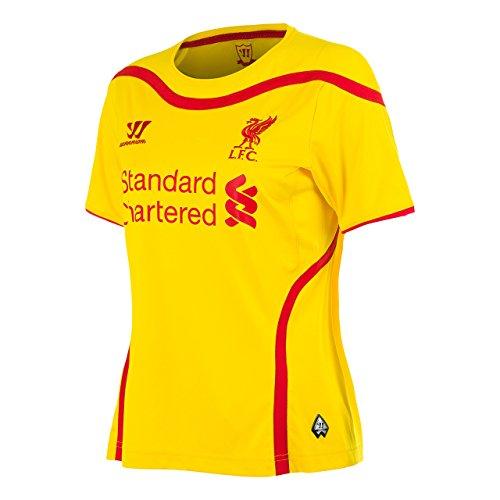 2014-15 Liverpool Away Ladies Football Shirt