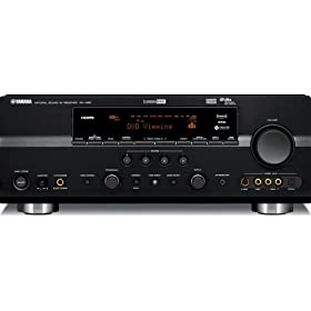 Yamaha RX-V661BL 7.1-Channel Digital Home Theater Receiver