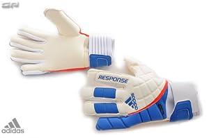 adidas(アディダス) ゴールキーパーグローブ V42275/OP133 ホワイト*ブルー 10