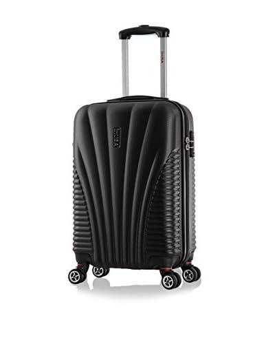 InUSA Chicago 21 Hardside Luggage, Black