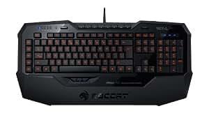 Roccat Isku FX Multicolor Gaming Tastatur schwarz