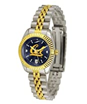 Cal Berkeley Golden Bears Ladies Gold Dress Watch