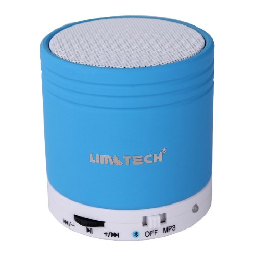 Limtech® Bluetooth Music Receiver S10 Wireless Mini Bluetooth Speaker With Usb(Blue) For Smartphone Support Answer Calling And Tf Card (Green)