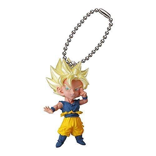 Dragon Ball Kai Figure Swing Keychain~UDM The Burst 13~S.s Goku