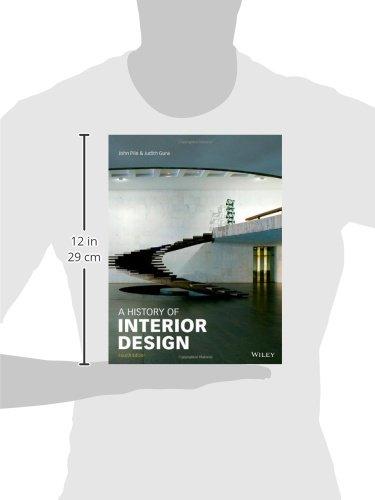 Libro A History Of Interior Design Di John Pile Judith Gura
