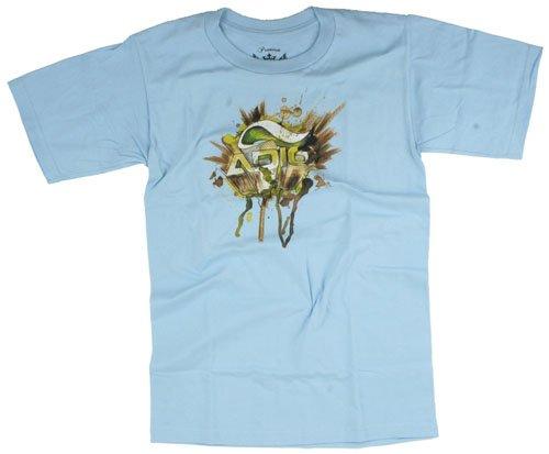 Adio Watercolor Men's T-Shirt - Light Blue - Buy Adio Watercolor Men's T-Shirt - Light Blue - Purchase Adio Watercolor Men's T-Shirt - Light Blue (Adio, Adio Mens Shirts, Apparel, Departments, Men, Shirts, Mens Shirts, T-Shirts, Mens T-Shirts)