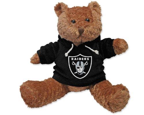 NFL Oakland Raiders Hoodie Bear