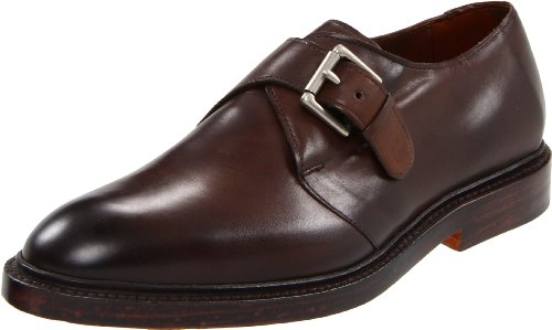 Allen Edmonds Men's Norwich Monkstrap,Brown,9.5 D US