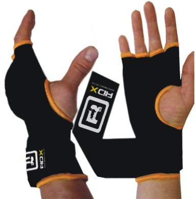 RDX Inner Gloves Boxing Fist Padded Hand Wrap MMA, Medium
