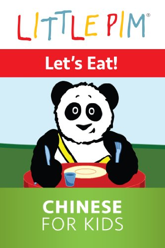 Little Pim: Let's Eat - Chinese For Kids