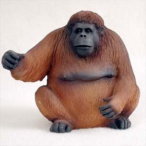 Orangutan Standard Figurine