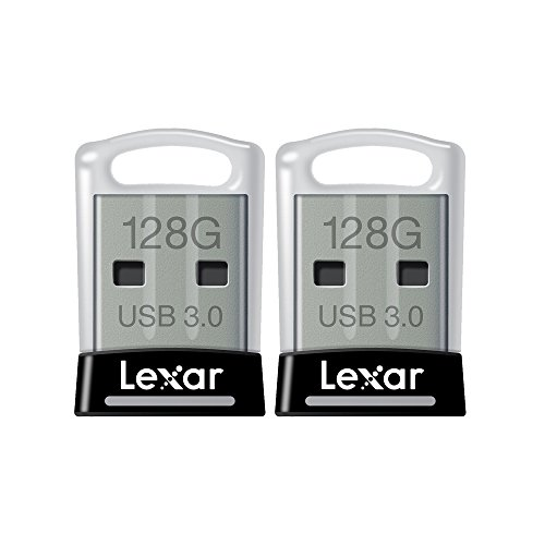2-Pack Lexar JumpDrive S45 128GB 3.0 Flash Drive (Low Profile Jump Drive 128 Gb compare prices)