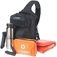 Yukon Outfitters Scout Survival Kit (Black / Coyote)