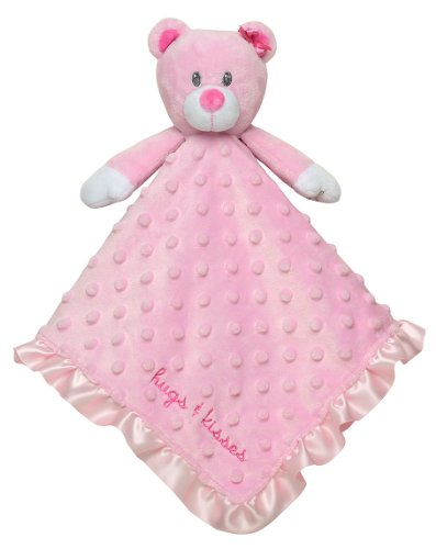 Baby Starters Snuggle Buddy, Pink