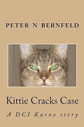 Kittie Cracks Case by Peter N Bernfeld (2012-08-02)