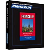 Pimsleur French Level 4 CD: Learn to Speak and Understand French with Pimsleur Language Programs
