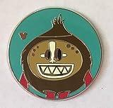 Disney Pin DLR 2018 Hidden Mickey Kakamora Cyan Moana Coconut Disney Pin