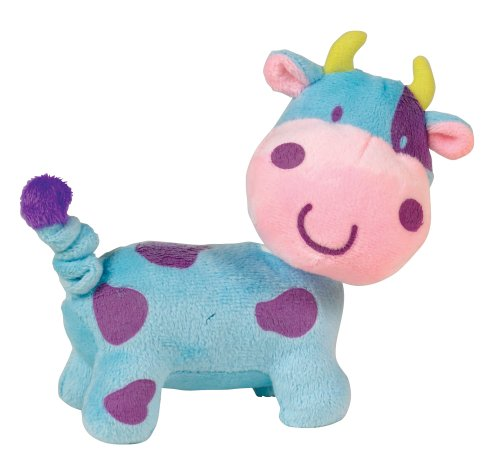 Small World Toys Pull My Tail Cow - 1