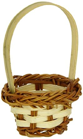 PacknWood 209BBRAI RAI Small Woven Basket for Appetizers (Pack of 300)