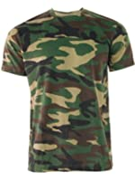 GAME Camouflage Camo T Shirt