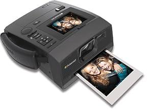 Polaroid Z340 3x4 Instant Digital Camera with ZINK (Zero Ink) Printing Technology