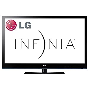 LG INFINIA 50PK750 50-Inch 1080p Plasma HDTV  with Internet Applications
