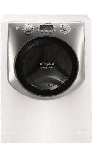 Hotpoint AQ93F 29 IT Libera installazione Caricamento frontale 9kg 1200RPM A+++ Argento, Bianco lavatrice