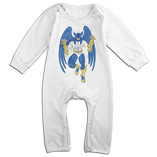 [ULEANDY Jay Abrams Baby Romper Longsleeve Jumpsuit Costume 18 Months] (Lil Teddy Bear Costume)