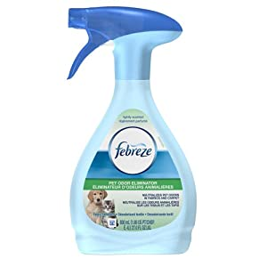 Febreze Fabric Refresher Pet Odor Eliminator Air Freshener (27 Fl Oz)