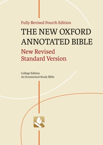 The New Oxford Annotated Bible: New Revised Standard Version,...