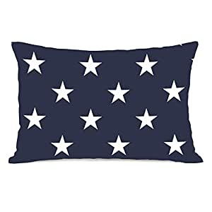 buy bentin home decor stars and stripes reversible pillow. Black Bedroom Furniture Sets. Home Design Ideas