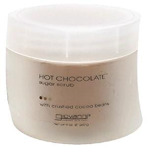 Hot Chocolate Sugar Scrub from GIOVANNI