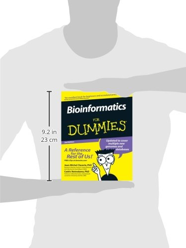 bioinformatics for dummies 3rd edition pdf