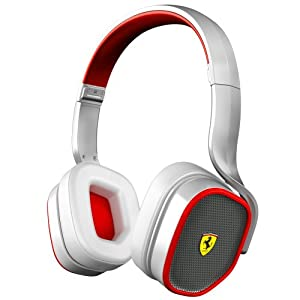 Ferrari by Logic3 R200 Headphones