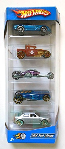 Hot Wheels 2006 First Editions 5 Pack - 1