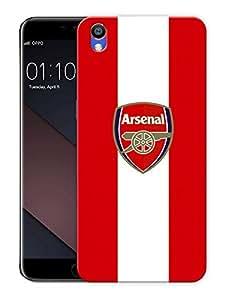 "Soccer Club LovePrinted Designer Mobile Back Cover For ""Oppo F1 PLUS"" (3D, Matte, Premium Quality Snap On Case)"