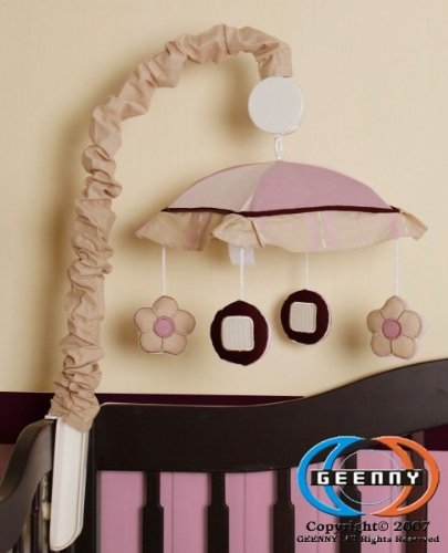 Girls Baby Bedding 2356 front