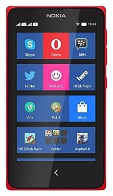 Refurbished Nokia X (Red)