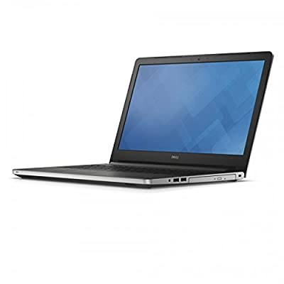 Dell Inspiron 5559 15.6-inch Laptop (Core-i7-6500u/16GB/2TB/Windows 10), Silver