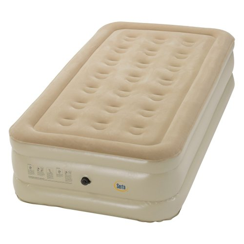 Find Bargain Serta Raised Air Bed