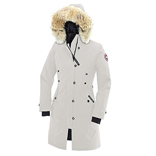 Canada Goose jackets outlet price - Hot Deals For Canada Goose Ladies Kensington Parka,Light Grey,X ...