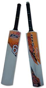Buy Cricket Bat for tennis ball & tape ball, SIXER IHSAN Brand, NEW by IHSAN Sports