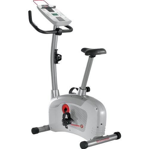 Schwinn 120 Upright Exercise Bike (2012 Model)