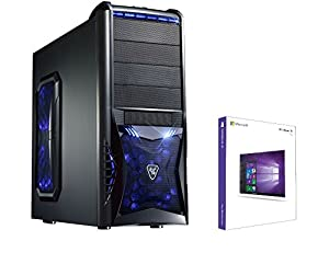 Gamer PC Intel Core i7 6700K 4x 4.00GHz • Asus Turbo! nVidia GeForce GTX960 4GB • 250GB SSD • 1TB HDD • 16 GB RAM 2400 • Windows 10 • DVD RW • USB3.0 • WLAN • Gamer PC • Asus B150M Pro Gaming , multimedia , gamer , gaming pc , desktop , rechner