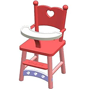 you me doll high chair toys games. Black Bedroom Furniture Sets. Home Design Ideas