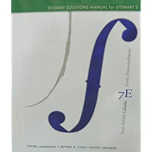 Single variable calculus stewart 7th edition homework help