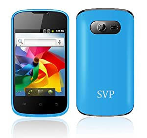 B606 Blue - Android 2.3, Built-in GPS, Wifi, Dual-SIM, GSM Quad-band, Touch Screen Unlocked Smart Phone