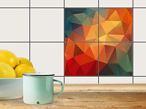 reparation-baignoire-carrelage-sticker-autocollant-art-de-tuiles-mural-design-polygon-10x10-cm-4-pie